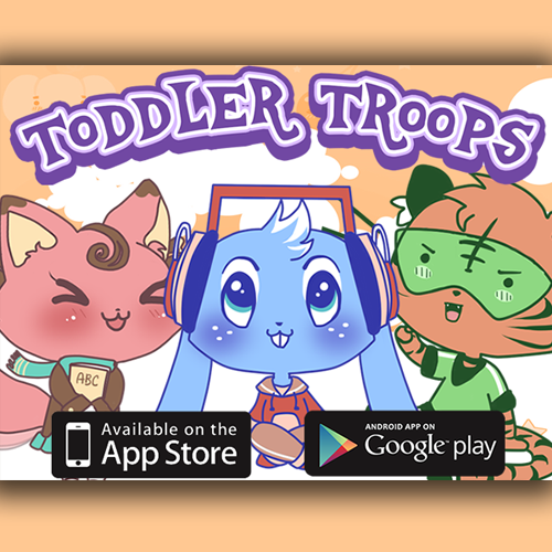 Toddler Troops